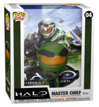 Halo Combat Evolved: Master Chief - Pop! Game Cover