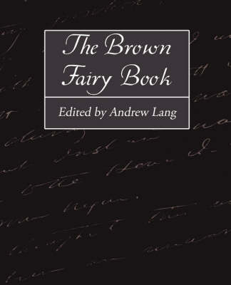 The Brown Fairy Book image