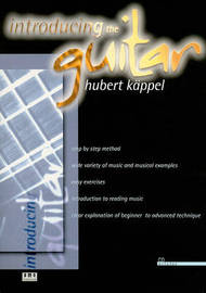 Introducing the Guitar by Hubert Kappel image