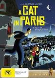 A Cat in Paris on DVD