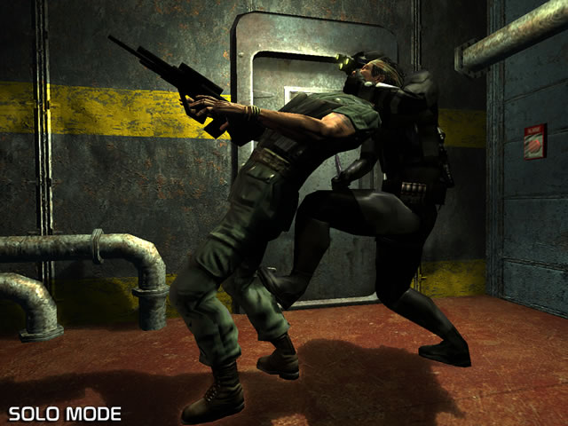 Tom Clancy's Splinter Cell Chaos Theory / Pandora Tomorrow (That's Hot) for PC Games image
