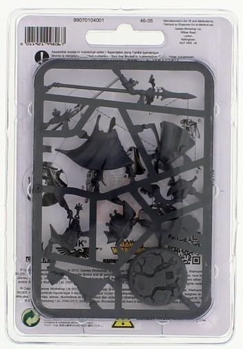 Warhammer 40,000 Eldar Farseer image