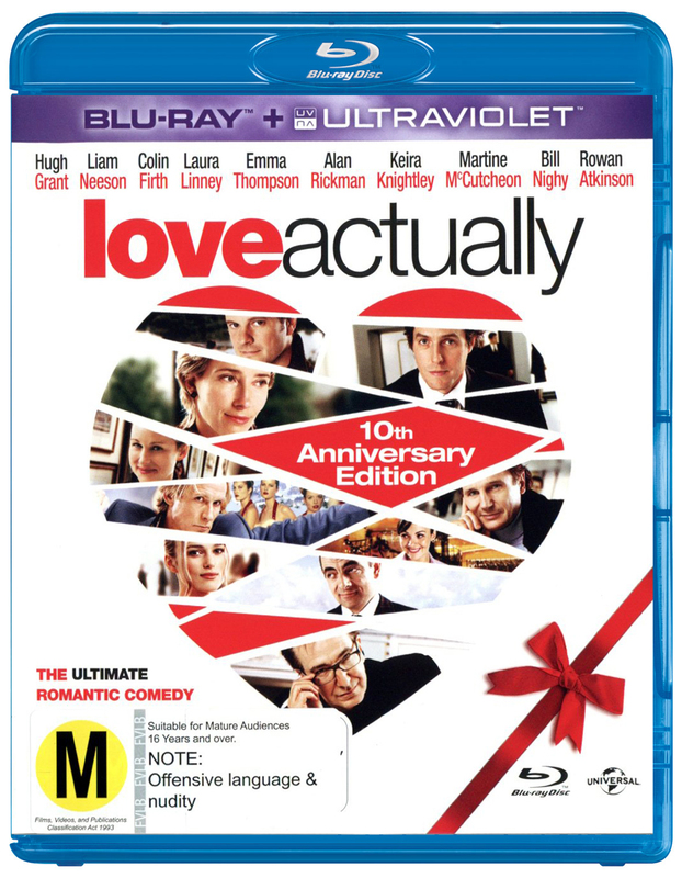 Love Actually - 10th Anniversary Edition on Blu-ray
