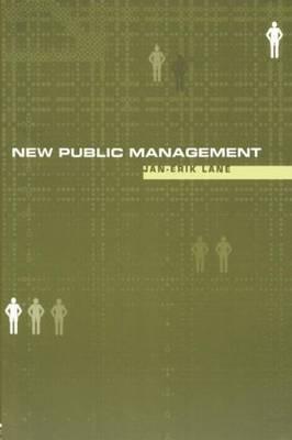 New Public Management by Jan-Erik Lane image