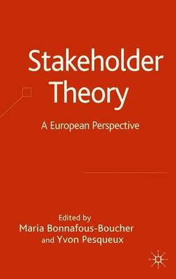 Stakeholder Theory image
