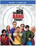 The Big Bang Theory - The Complete Ninth Season on Blu-ray