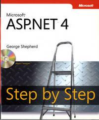 Microsoft ASP.NET 4.0 Step by Step by George Shepherd image
