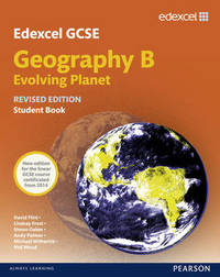 Edexcel GCSE Geography Specification B Student Book new 2012 edition by Nigel Yates
