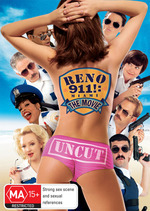 Reno 911! - Miami: The Movie - Uncut on DVD