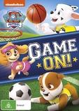Paw Patrol: Game On! on DVD