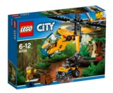 LEGO City - Jungle Cargo Helicopter (60158)
