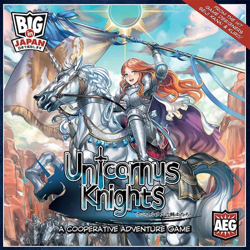 Unicornus Knights - Board Game