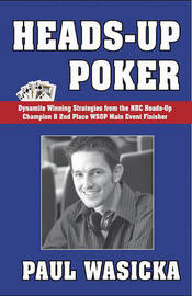 Heads-Up Poker by Paul Wasicka image