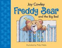Freddy Bear and the Big Bed