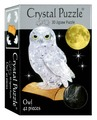 Crystal Puzzle: Clear Owl