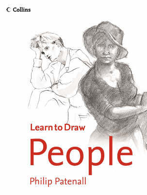 Learn to Draw: People by Philip Patenall image