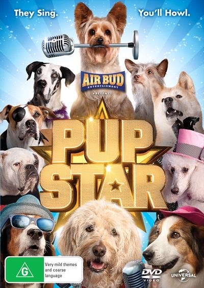 Pupstar on DVD