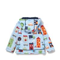 Raincoat Big City - Size 3-4 image
