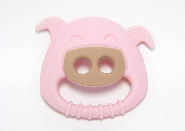 Marcus & Marcus: Sensory Teether - Pig