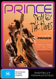 Prince: Sign 'O' The Times - Live in Concert on DVD