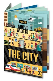 Sassi: Above & Below - The City Book