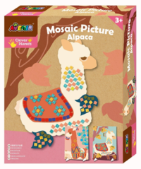 Avenir: Mosaic Picture Kit - Alpaca