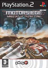 Motorsiege: Warriors of Prime Time for PlayStation 2