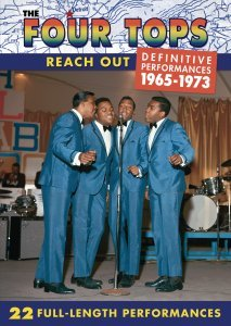 Four Tops: Reach Out - Definitive Performances 1965-1973 on DVD