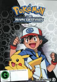 Pokemon Rival Destinies - Collection 1 DVD