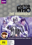 Doctor Who: The Moonbase DVD