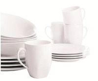 Maxwell & Williams - White Basics Soho Dinner Set (16 Piece)