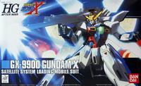 HG 1/144 GX-9900 Gundam X - Model Kit