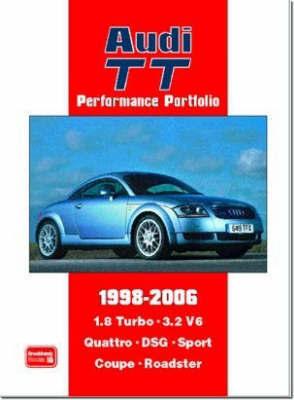 Audi TT Performance Portfolio 1998-2006 image