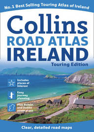 Road Atlas Ireland image