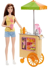 Barbie Careers: Smoothie Chef - Doll & Playset