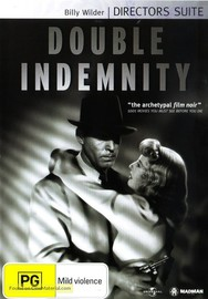 Double Indemnity (2 Disc Set) on DVD image