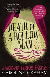 Death of a Hollow Man by Caroline Graham image