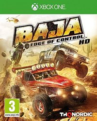 Baja: Edge of Control for Xbox One