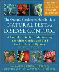 The Organic Gardener's Handbook of Natural Pest and Disease Control image