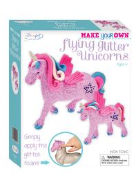 My Studio Girl: Make Your Own Flying Glitter Unicorns Kit