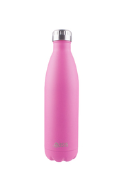 Oasis Stainless Steel Insulated Drink Bottle - Matte Pink (750ml)