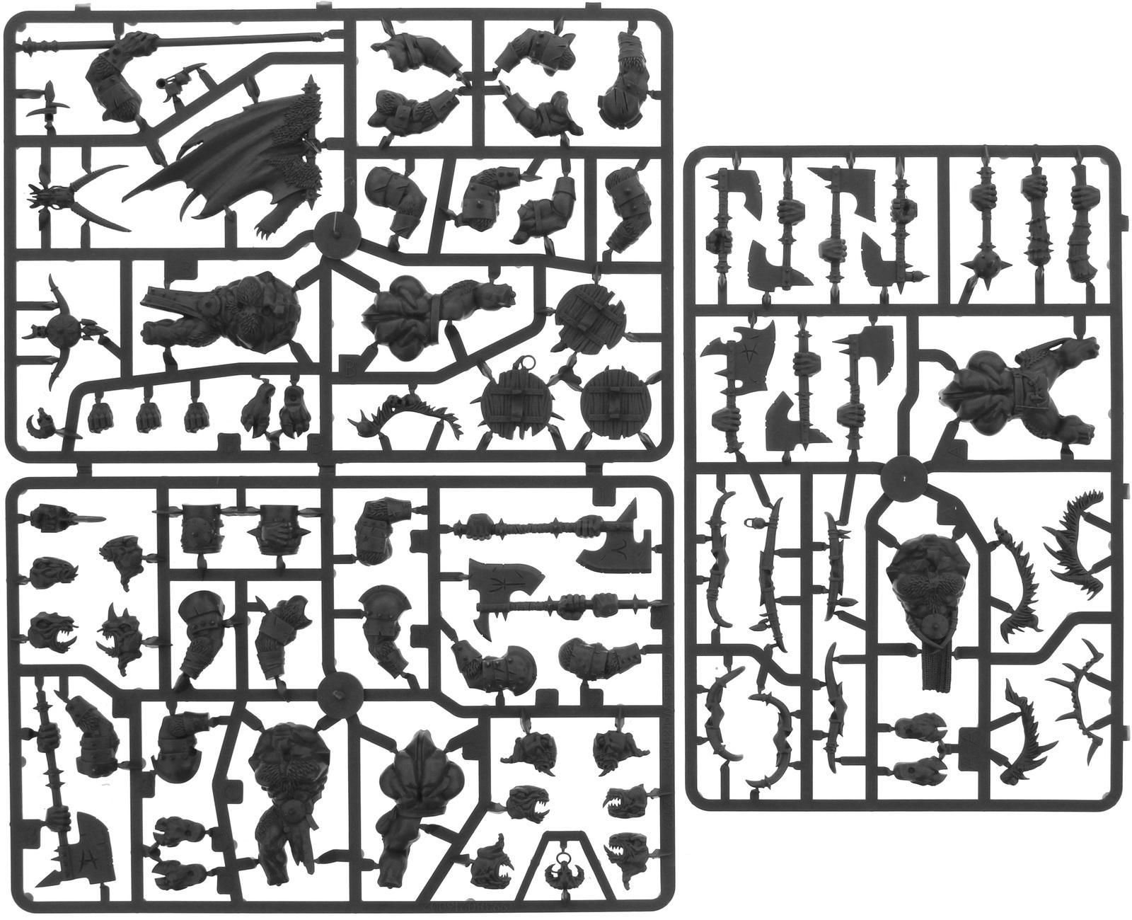 Warhammer Age of Sigmar: Warherds Bloodfeast Gorgers image