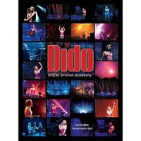 Dido - Live At Brixton Academy  (DVD and CD) on DVD image