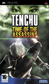 Tenchu: Time of the Assassins for PSP