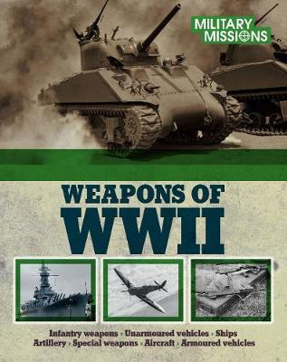 Weapons of WWII by Alexander Ludeke image