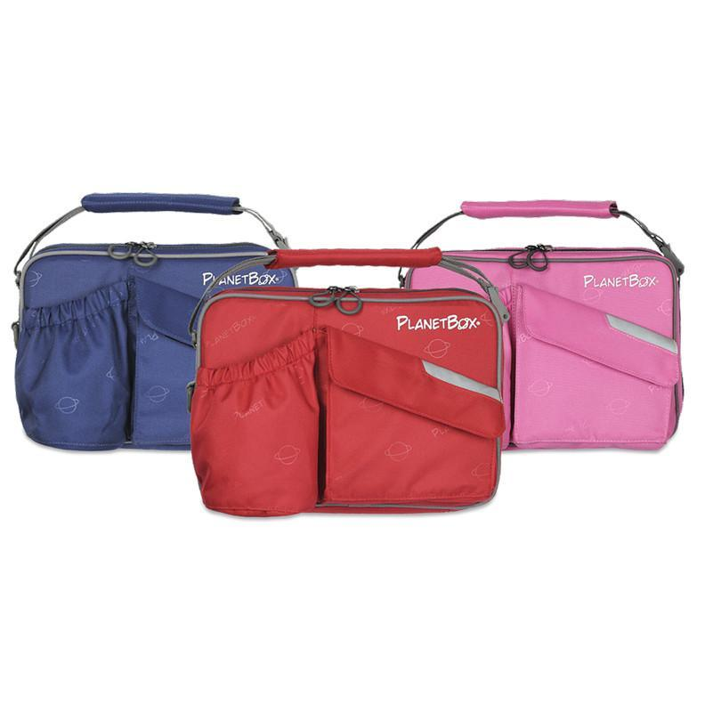 PlanetBox - Rocket/Launch Carry Bag (Perfectly Pink) image