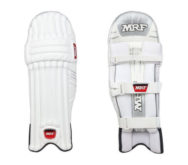 MRF Men Genius Grand XL Batting Pads (RH)