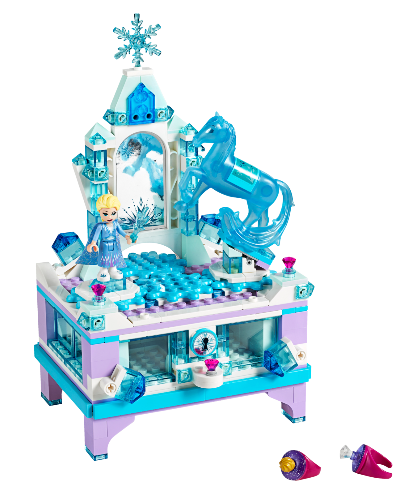 LEGO Disney: Frozen II - Elsa's Jewellery Box Creation (41168) image