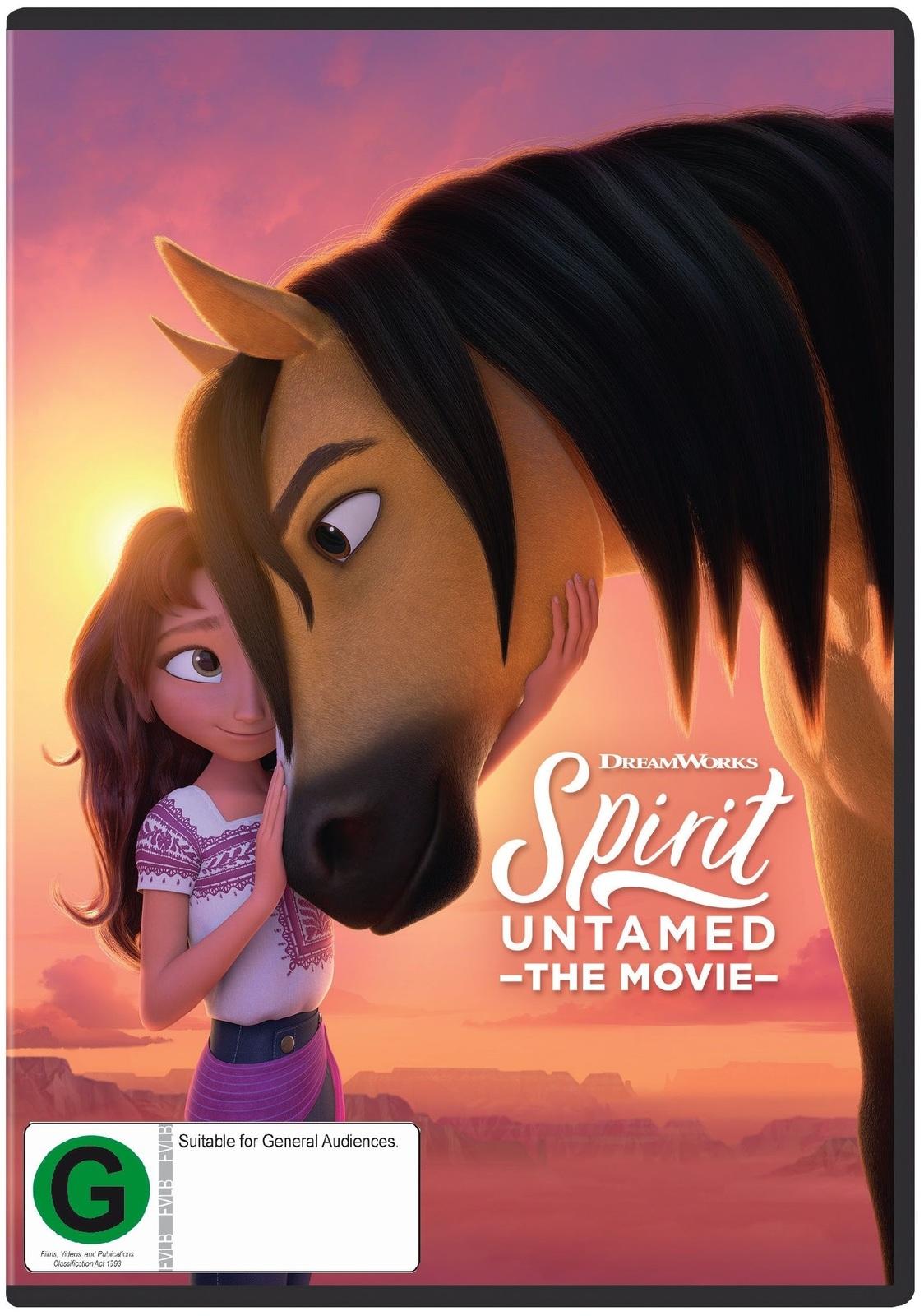 Spirit Untamed image