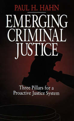 Emerging Criminal Justice by Paul Hahn image